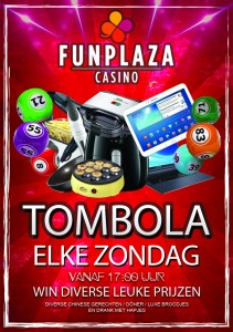 Tombola poster